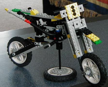 Lego-Enduro