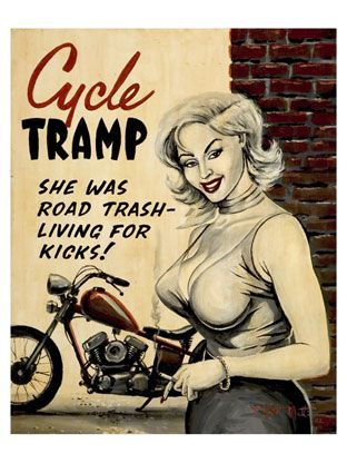 Cycle Tramp
