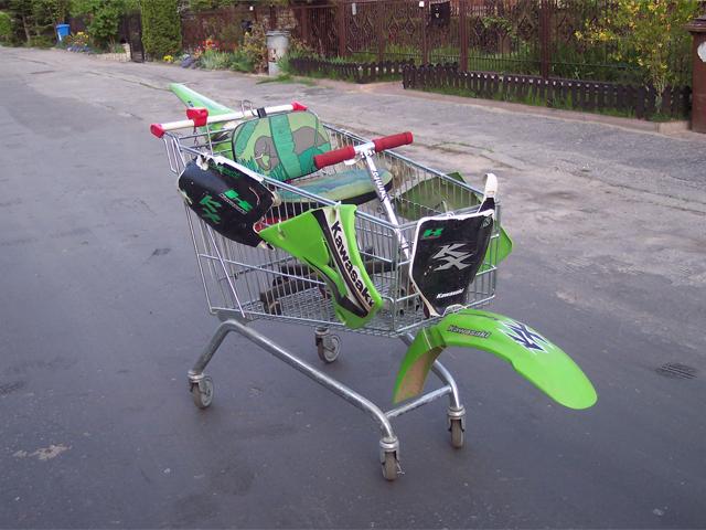 Chopper />< Shopper!