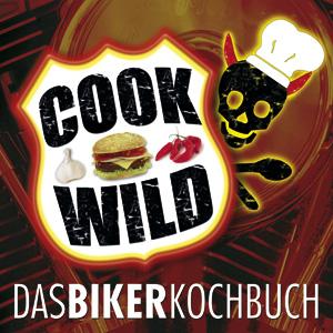Biker-Kochbuch Titel