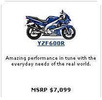 Letztes Bild der Yamaha Thundercat