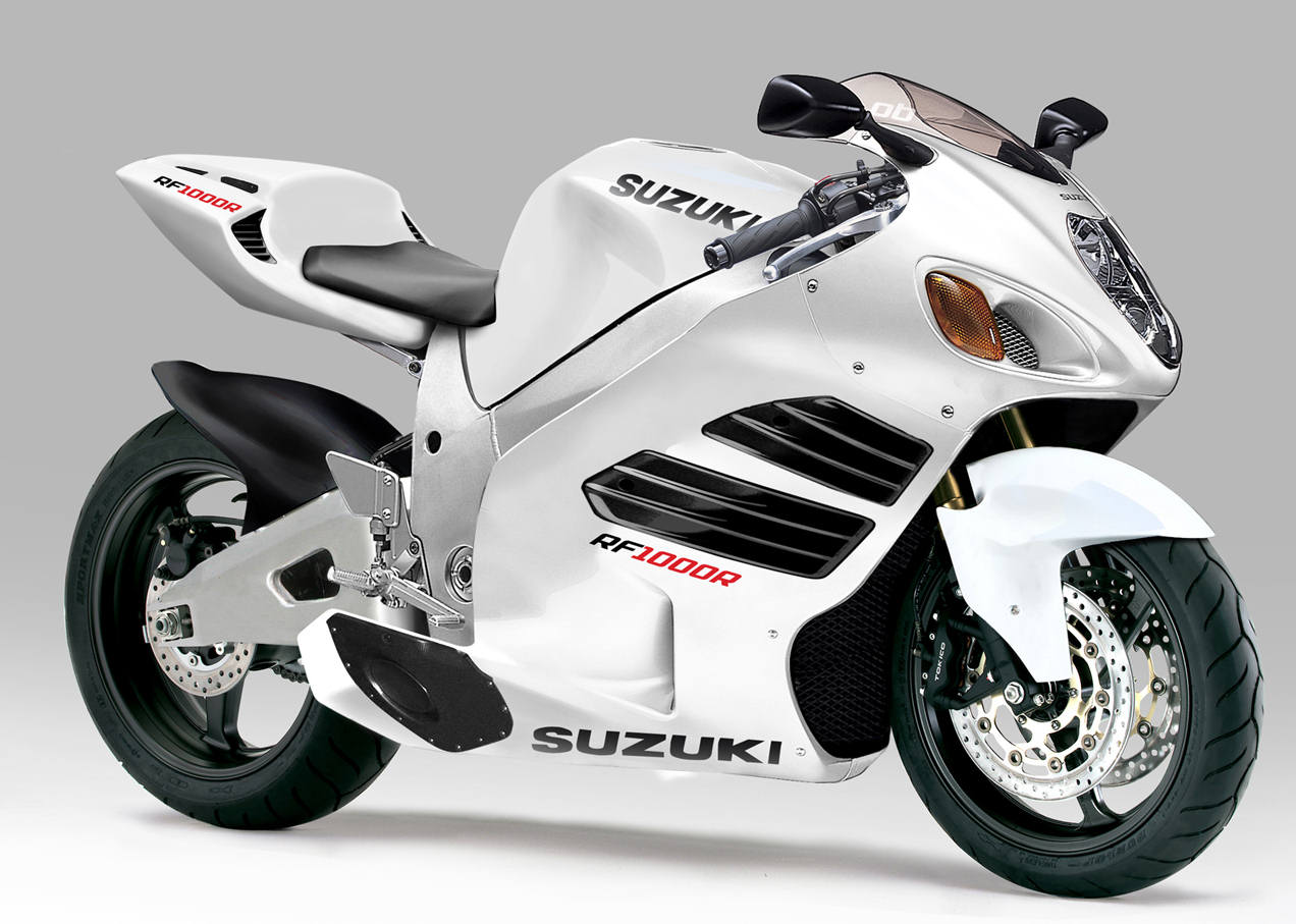 Suzuki RF1000R (Mock-up)