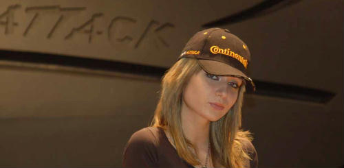 Eicma Girl