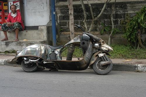 Scooter oder Chopper (oder Ratbike)?