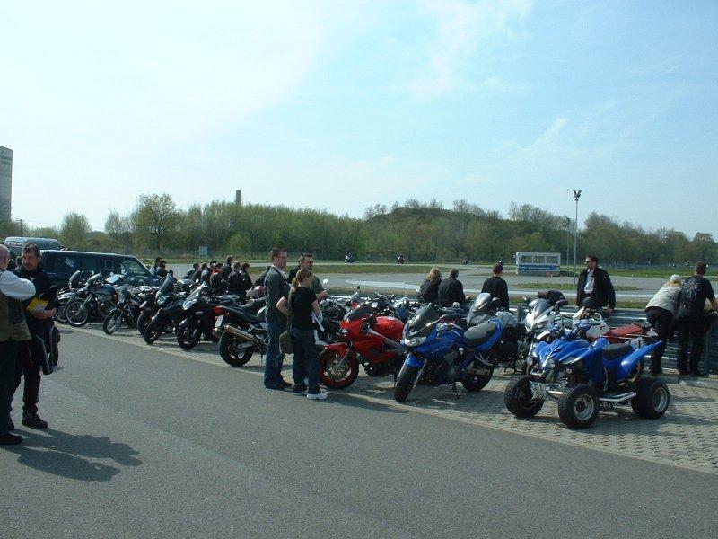 Motorrad StartUp-Day in Lüneburg