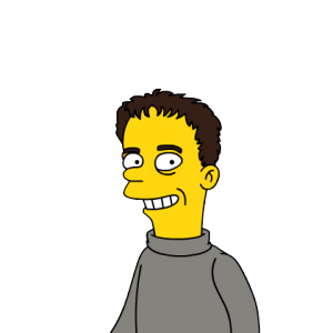 Ich, simpsonized