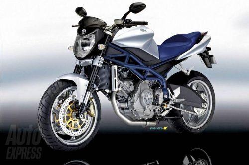 Ein Motorrad von Volkswagen?!