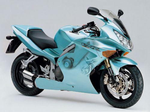 Entwurf der neuen VFR von motociclismo.es