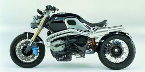 Konzept BMW Lo Rider