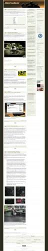 Dreispaltiges MoppedBlog