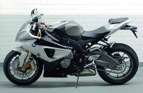 BMW S 1000 RR - Straßenversion