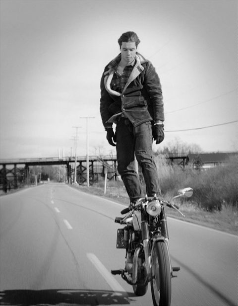 Oldschool Stuntrider