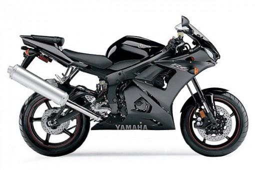 Yamaha R6 - endlich schlaglochtauglich!