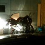 R6 im Scheinwerferlicht