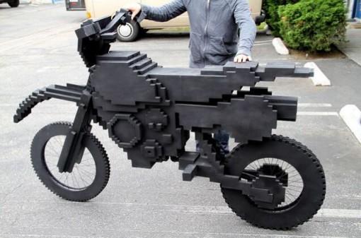 8-Bit Bike