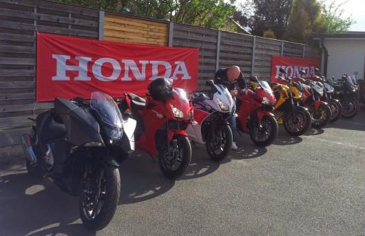 Honda Fuhrpark